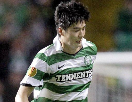South Korea's Celtic midfielder Ki Sung-yueng