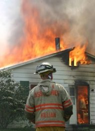 National Fire Prevention Week is Oct. 3-9