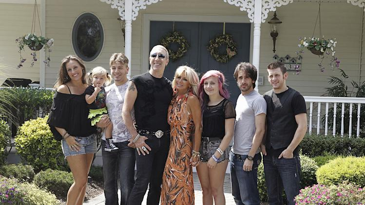 "Rock star Dee Snider swaps lives with rapper Flavor Flav in ""Celebrity Wife Swap."""