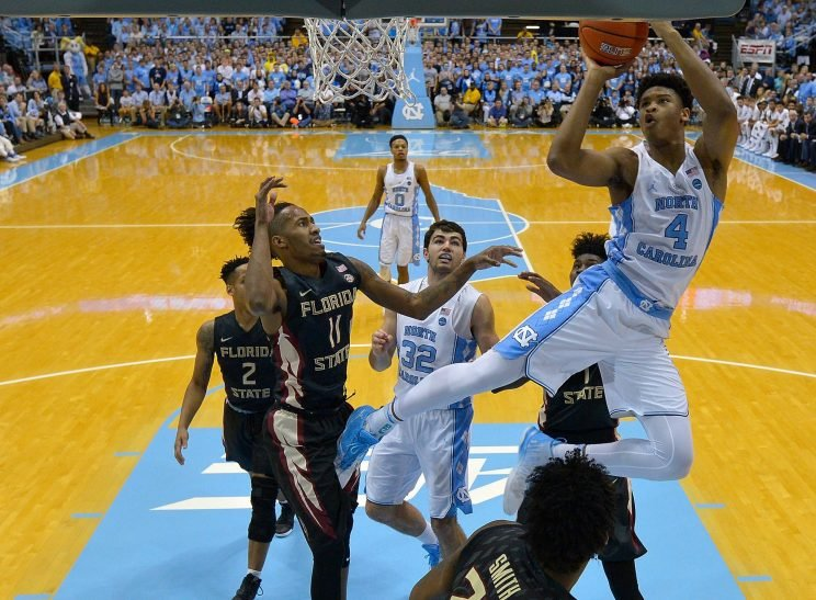 Saturday's top 10 clash between North Carolina and Florida State told us a lot about both teams, and almost all of it was positive. (Getty)