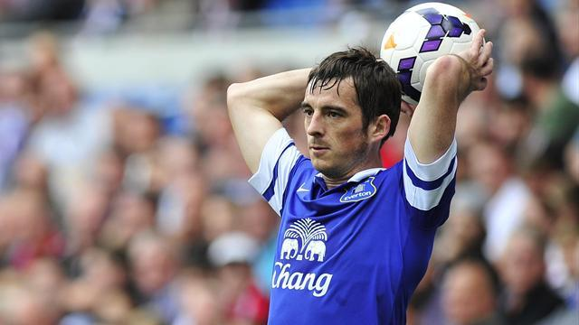 Premier League - Baines return to give Martinez welcome headache