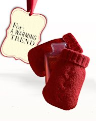 Mini Cashmere Hand Warmers
