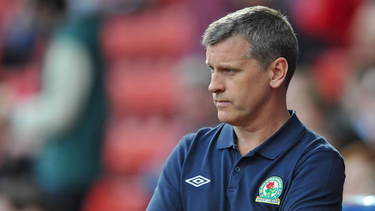 Eric Black denied there is any interference on team selection from the Blackburn board