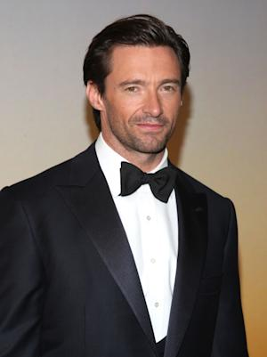 People magazine named Hugh Jackman the Sexiest Man Alive in 2008 -- Getty Images