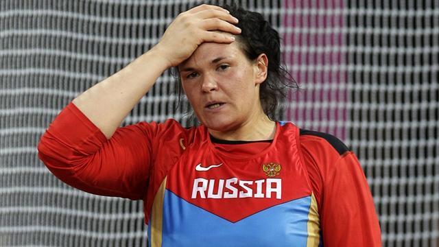 Athletics - Pishchalnikova faces doping probe
