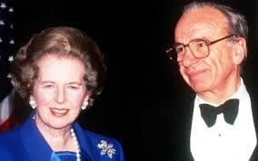Global Showbiz Briefs: Rupert Murdoch On Thatcher Death; 'Power Games' Mini Castings & More
