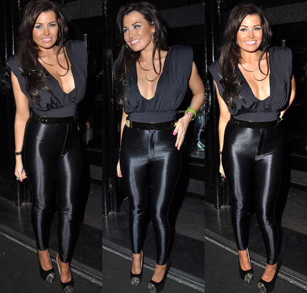 Jessica Wright, TOWIE, leggings