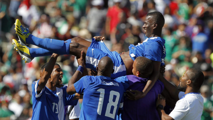 Gold Cup Martinique Canada Soccer