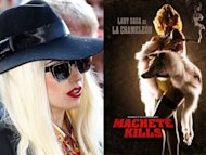 "Gaga makes acting debut in ""Kills"""