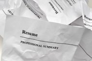 Seven Reasons Your Resumé Is Hurting Your Career image shutterstock 44548561