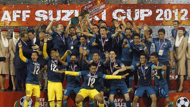Asian Football - Singapore and Vietnam to co-host AFF Suzuki Cup