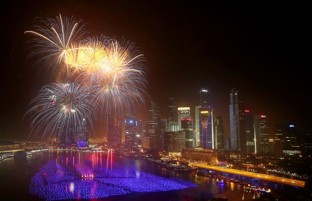 MOM releases list of Singapore public holidays for 2015, shows bounty of long weekends (AP Photo)