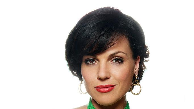 Lana Parrilla stars as Trina Decker in Swingtown.