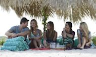 Juan Pablo's group date on The Bachelor (Ep 7)