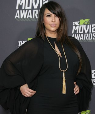 Kim Kardashian Pregnancy Making The Star 'Extra Hairy'