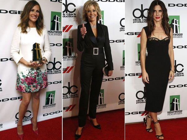Celeb Style: Best Dressed Actresses at 17th Annual Hollywood Film Awards
