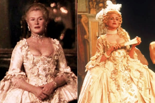 Glenn Close vs. Madonna