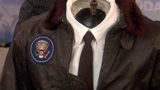 Sneak Peek at JFK's Jacket, Photos up for Auction