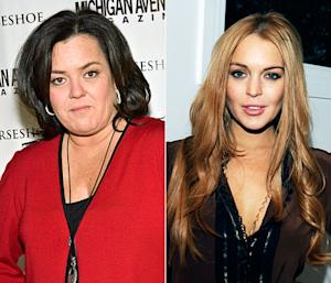 Rosie O'Donnell Stands by Lindsay Lohan Slam