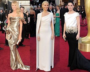 The best and worst Oscar gowns