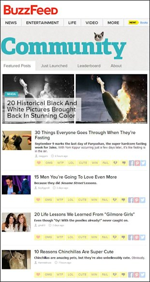 Revisiting Native PR image BuzzFeed how to guide image updated