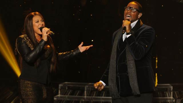 The Superstar Duets of 'The X Factor' Finals