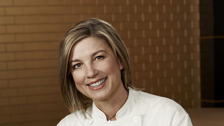 "Mary Sue Milliken competes in ""Top Chef Masters."""
