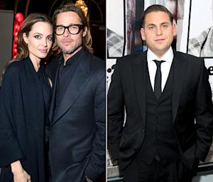 Brad Pitt, Angelina Jolie Celebrate Jonah Hill's 28th Birthday