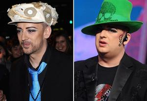 Boy George  | Photo Credits: Ferdaus Shamim/Getty Images; Stefania D'Alessandro/Getty Images