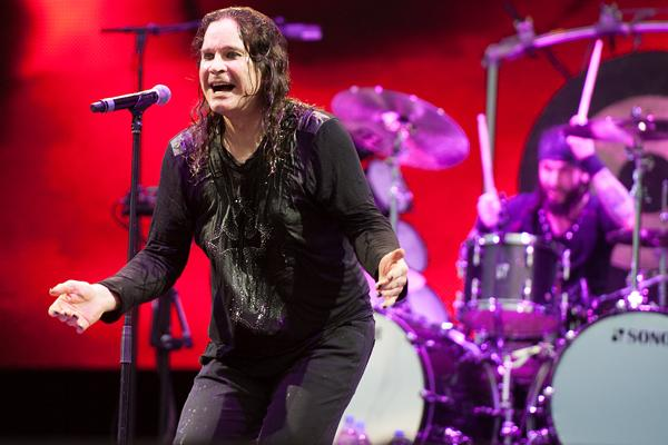 Black Sabbath Top U.K. Chart for the First Time in 43 Years
