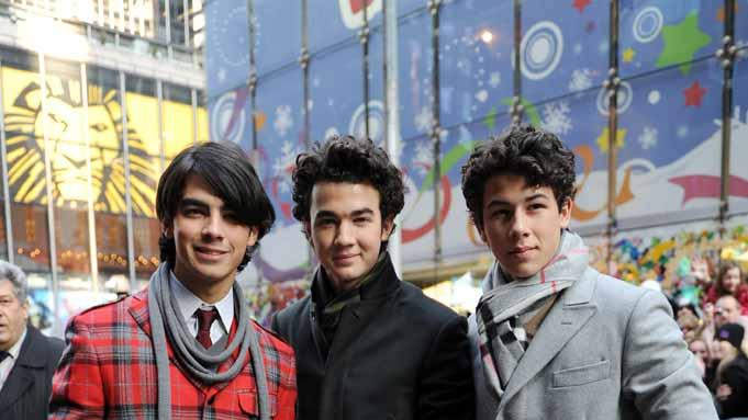 Jonas Brothers GMA