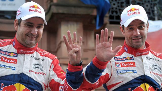 WRC - Promotion to be discussed