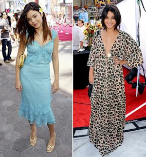 Vanessa Hudgens Turns 23: Her Red Carpet Style