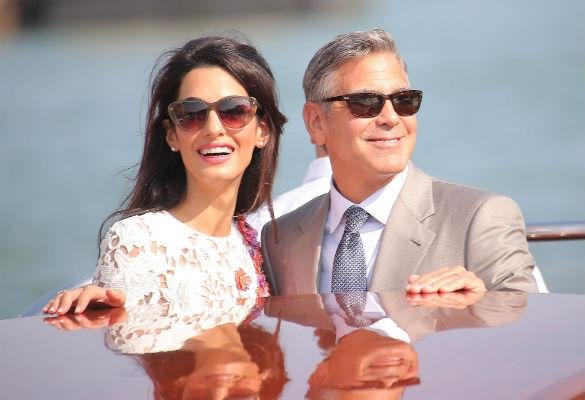Golden Globes 2015: George Clooney Gushes To Wife Amal: 'I've Been Waiting My Whole Life For You'
