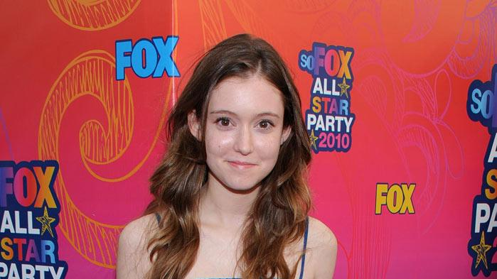 """Lie to Me's"" Hayley McFarland arrives at the Fox 2010 Summer TCA All-Star Party on August 2, 2010 in Santa Monica, California."