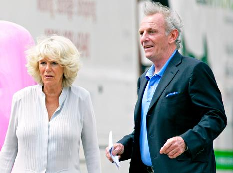 Duchess Camilla's Brother Mark Shand Dies at 62 After Hitting Head Outside NYC Night Club
