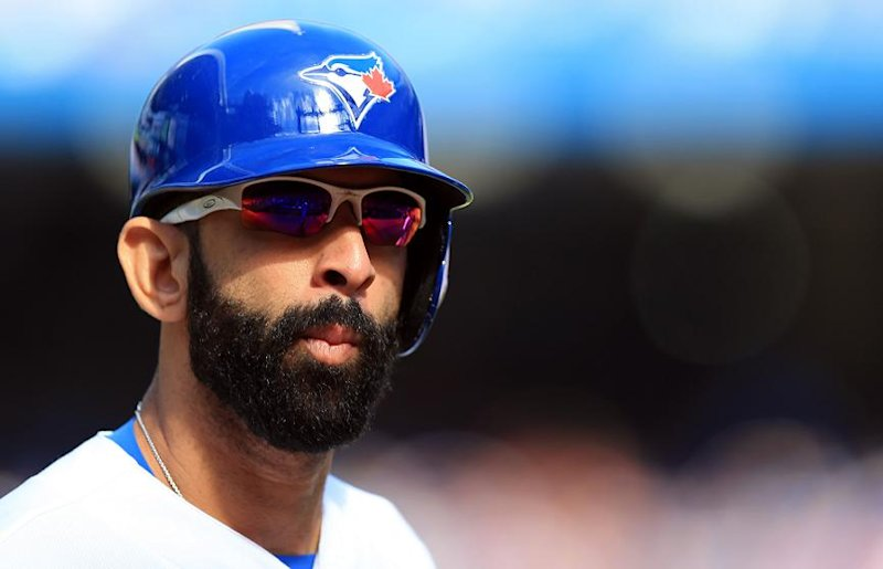 Free agent Jose Bautista power, versatility and willingness to play multiple positions make him a valuable commodity. (Getty Images)