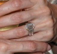 Angelina's personal jewellery designer Robert Procop says he's created a diamond engagement ring for Hollywood's royal couple