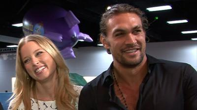 Comic-Con 2011: Jason Momoa Is 'Not A Fan' Of Arnold Schwarzenegger's 'Conan'