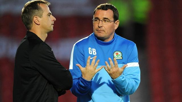 Football - Bowyer: We had no luck