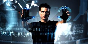 Content Marketing Strategy: 3 Consumer Tech Trends to Watch image minority report