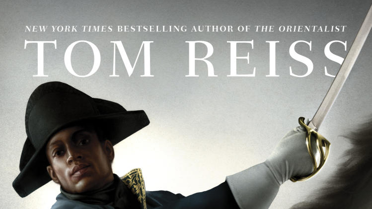 "This book cover image released by Crown shows ""The Black Count: Glory, Revolution, Betrayal, and the Real Count of Monte Cristo,"" by Tom Reiss.  Reiss won a Pulitzer Prize in the biography category on Monday, April 15, 2013. (AP Photo/Crown)"