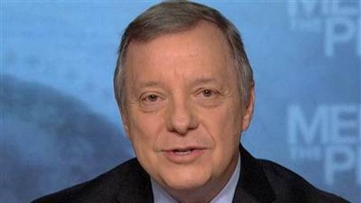 Durbin Weighs in On Senate's Immigration Points