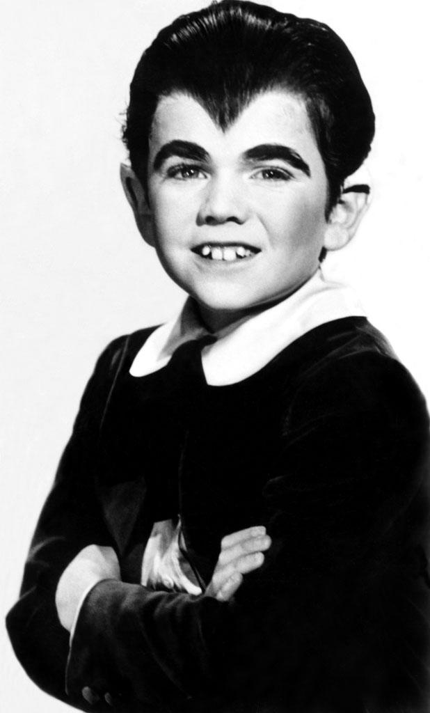 Eddie Munster (Butch Patrick) on The Munsters