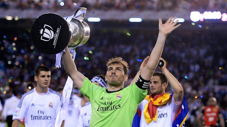 Real Madrid wins 19th Copa del Rey title
