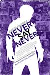 Poster of Justin Bieber: Never Say Never