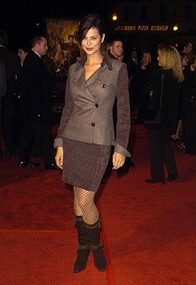 Premiere: Catherine Bell at the LA premiere of Warner Bros. The Last Samurai - 12/1/2003