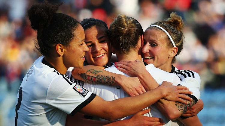 Germany v Slovenia - FIFA Women's World Cup 2015 Qualifier