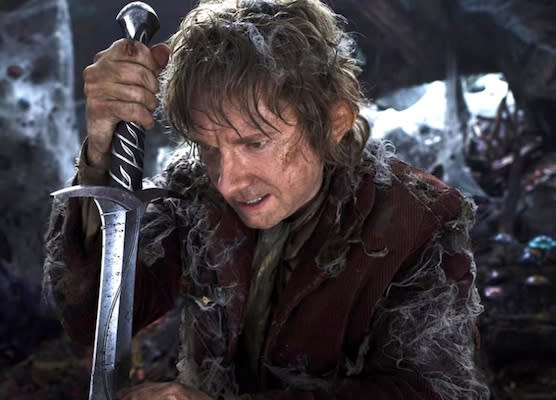 'The Hobbit' Crosses $300M Mark Domestically, Closing In on $1B Worldwide