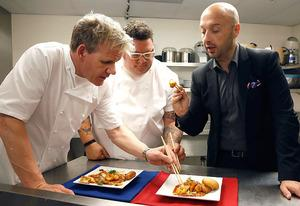 Gordon Ramsay, Graham Elliot, Joe Bastianich | Photo Credits: Greg Gayne/FOX